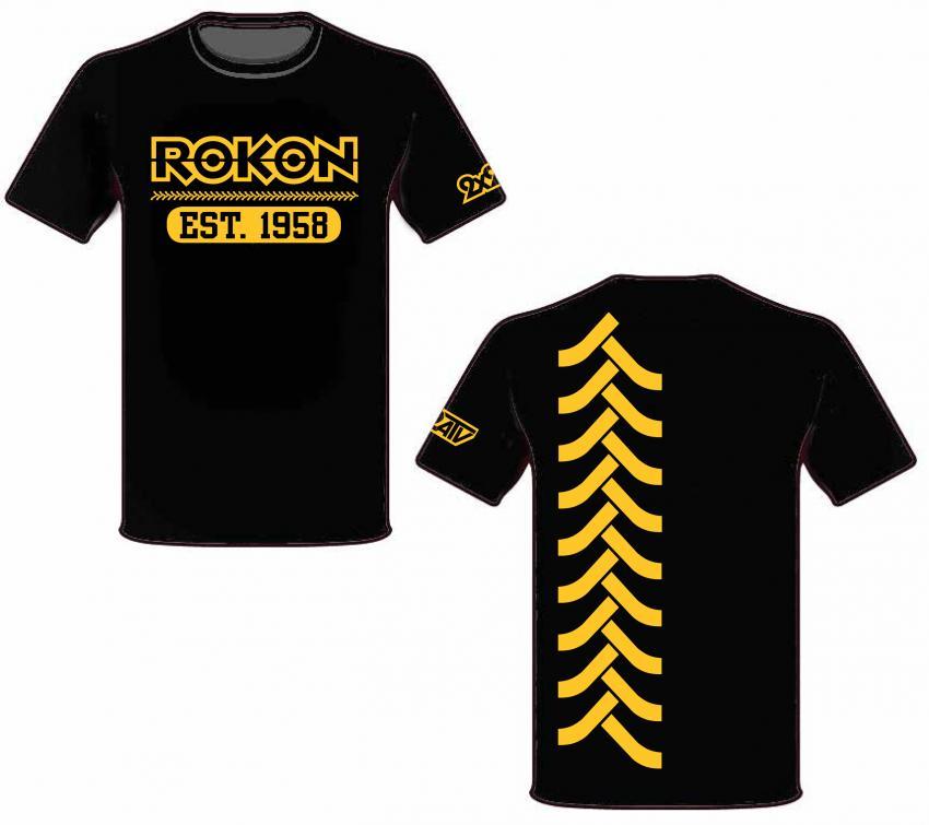 Rokon Retro T-Shirt