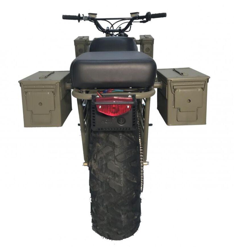Ammo Can Set (2) .50 Cal (UAR)
