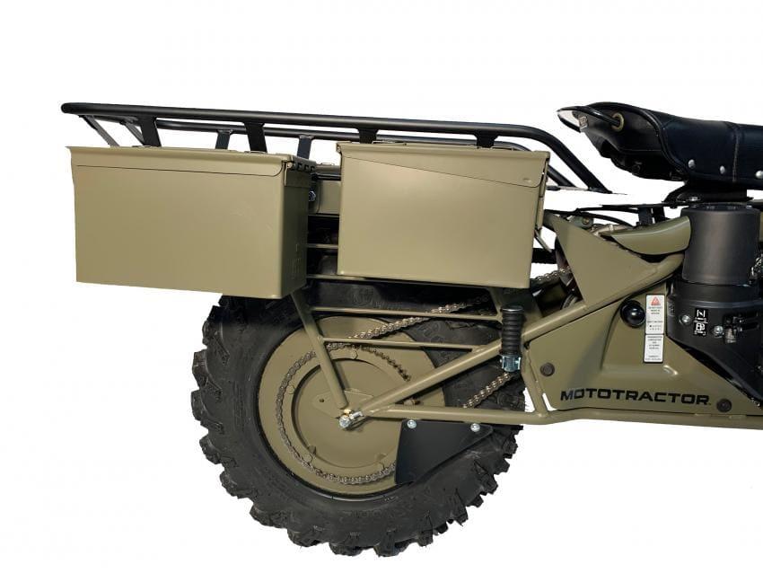Ammo Can Set (2) .30 Cal (UAR)